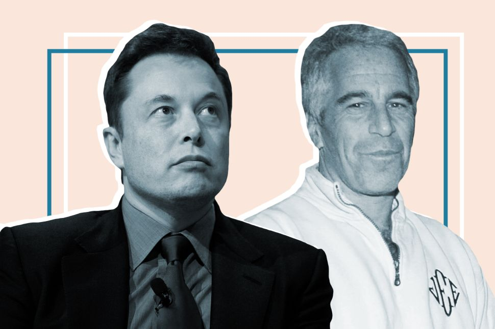 Elon Musk Is the Latest Powerful Person Haunted By Epstein's Death