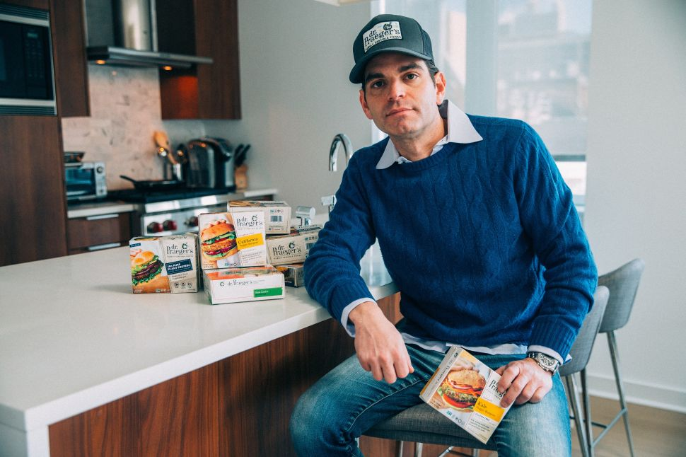 CEO of Veteran Veggie Burger Company Dr. Praeger's Discusses the Meatless Boom