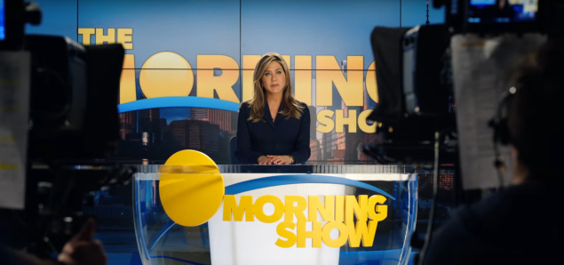 Apple Jennifer Aniston Reese Witherspoon salaries The Morning Show budget