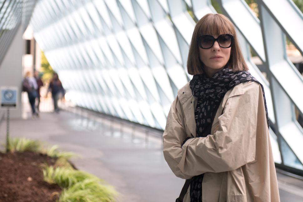 Cate Blanchett's 'Where'd You Go, Bernadette' Performance Is Her Most Affected to Date