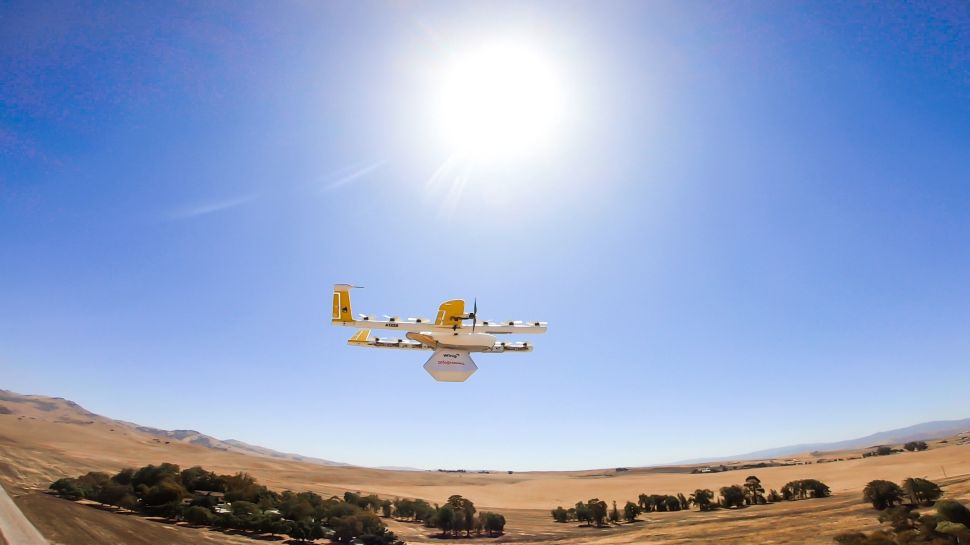 Walgreens and Alphabet's Wing Launch Drone Delivery Pilot Program