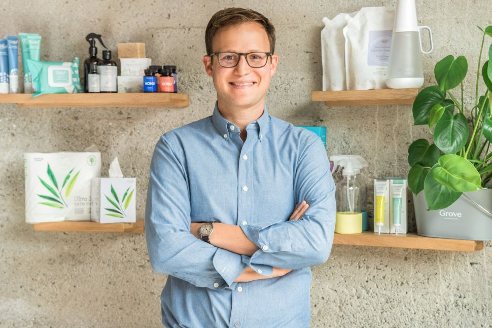 Grove Collaborative's CEO Discusses Clean Beauty & Sustainability Efforts