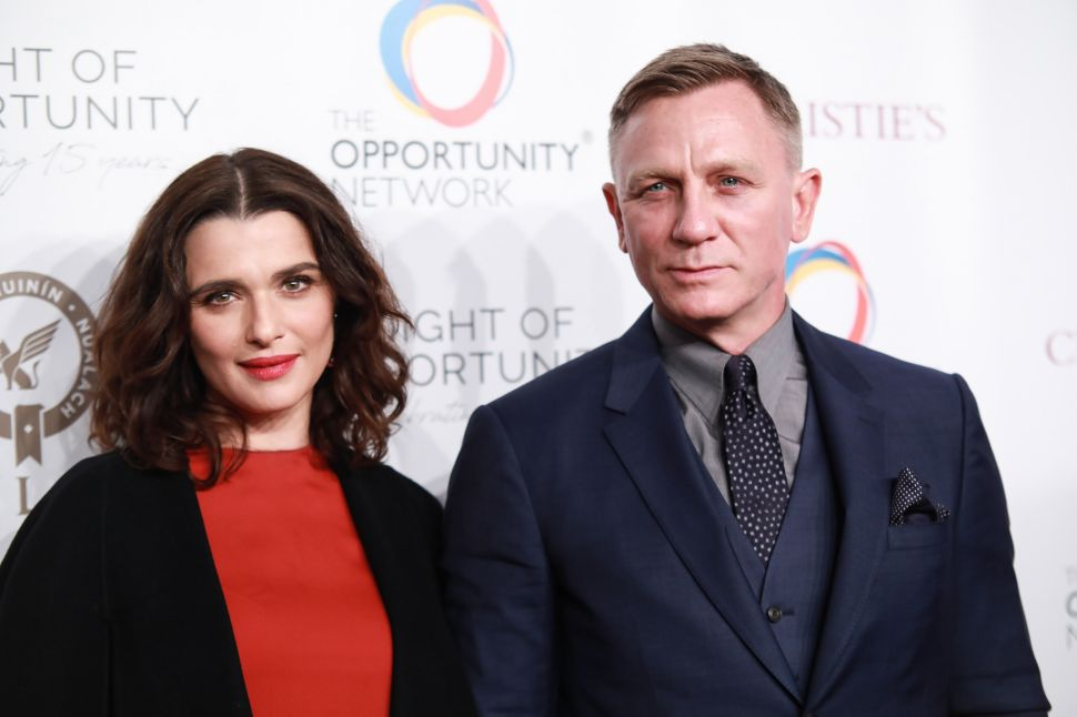 Daniel Craig and Rachel Weisz Sold Their East Village Loft For $6 Million