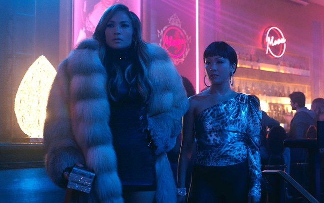 Jennifer Lopez Brings the Trashy and Forgettable 'Hustlers' to Life