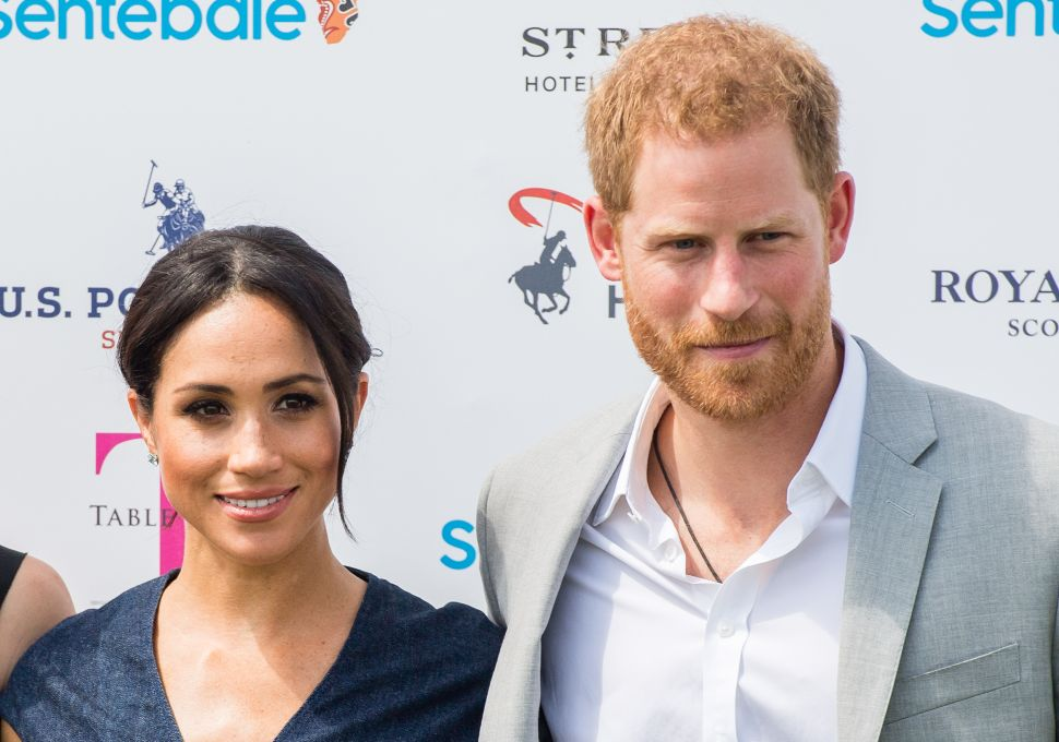 Prince Harry and Meghan's Interior Designer Is Being Sued by a Client in the U.S.