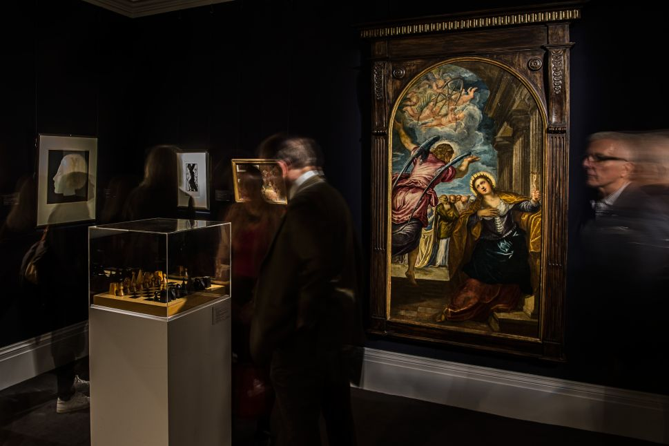 David Bowie's Prized Tintoretto Masterpiece Will Go on View in Venice