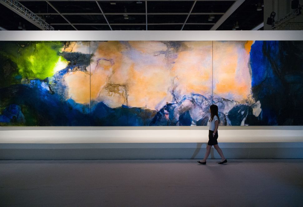 Sotheby's Asia Executive Weighs In On Hong Kong Auction Season