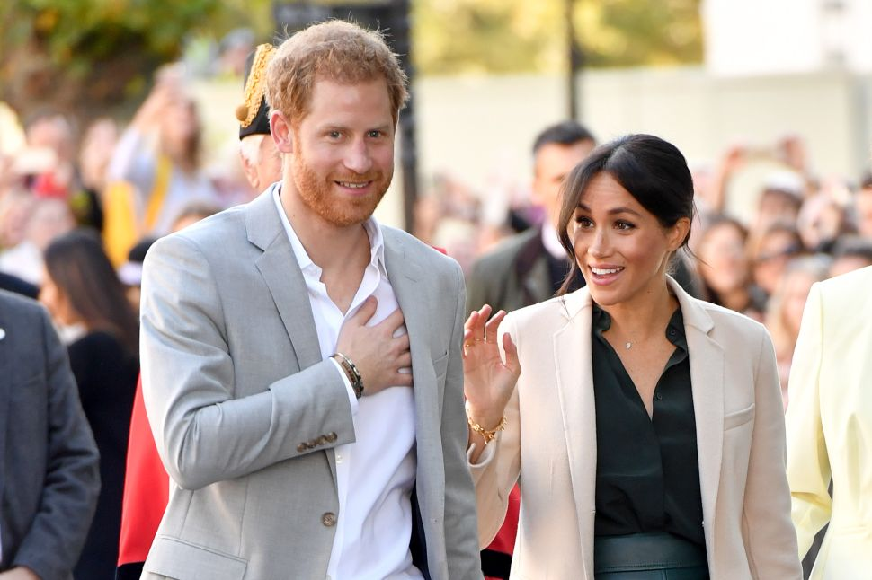 Prince Harry and Meghan Took a Cue From Prince William and Kate With the Latest Addition to Frogmore