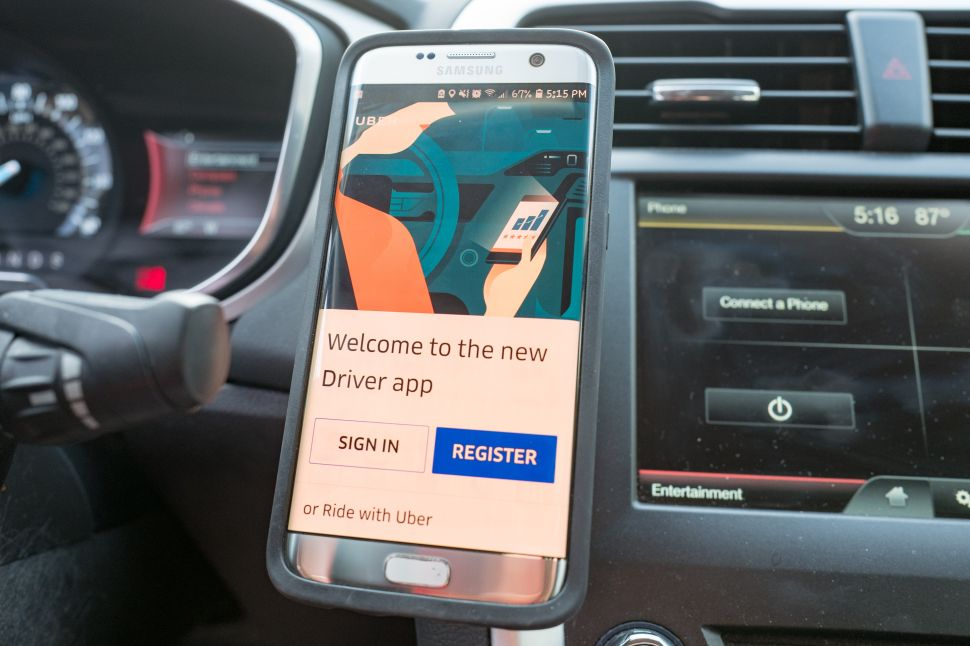 Earning Money Through Rideshare Apps Is About to Get More Difficult