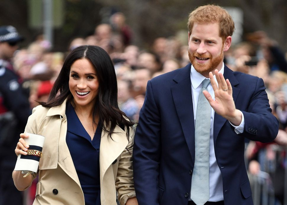 Prince Harry and Meghan Markle Could Be Your Windsor Neighbors