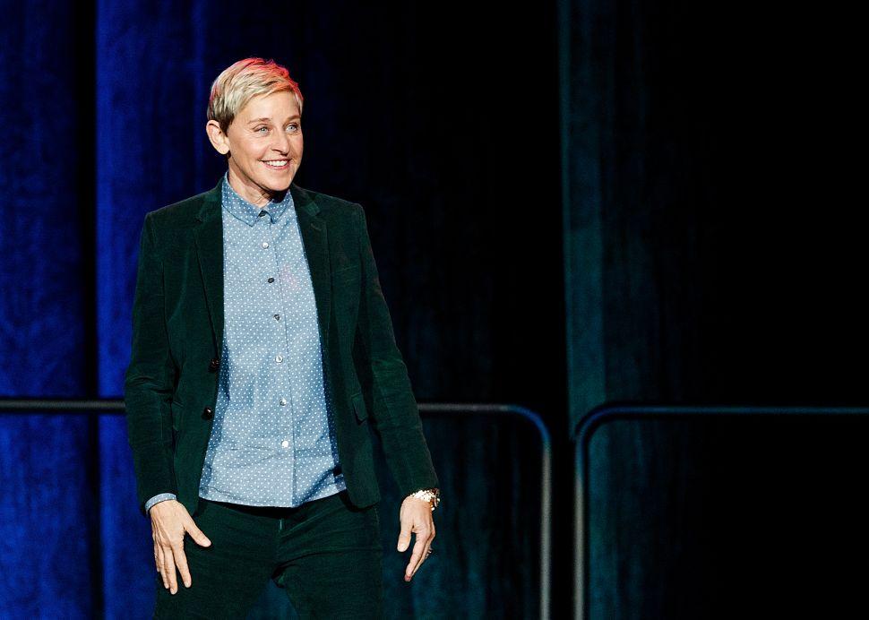 Ellen DeGeneres Sold Her Santa Barbara Equestrian Estate for $6.98 Million