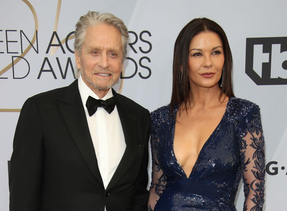 Catherine Zeta-Jones and Michael Douglas Moved to a $4.5 Million Westchester Mansion
