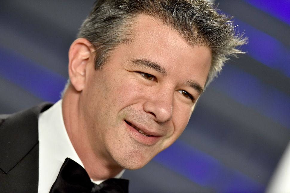 Uber's Fallen CEO Travis Kalanick Bought New York's Priciest Home This Summer