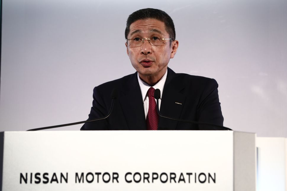 Nissan Pay Scandal 2.0: New CEO Resigns Upon Learning He Was Paid Too Much
