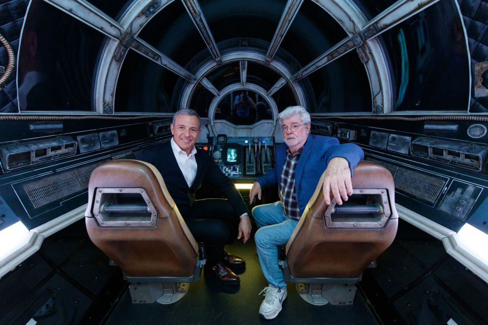 Bob Iger Acknowledges Disney Overused 'Star Wars' Too Quickly