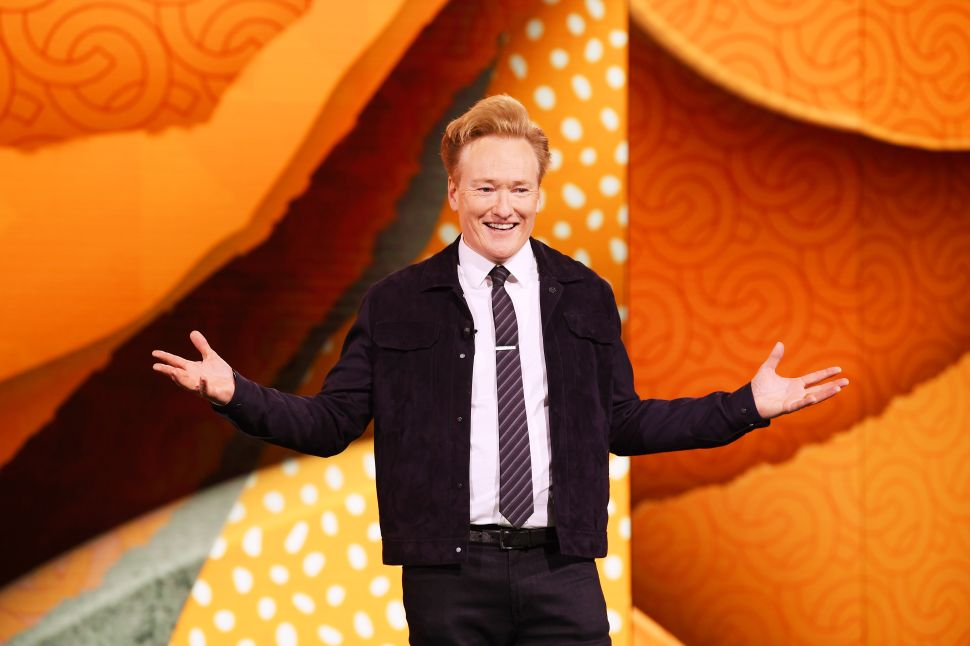 HBO Max Orders Conan O'Brien Comedy & New Coming-of-Age High School Drama