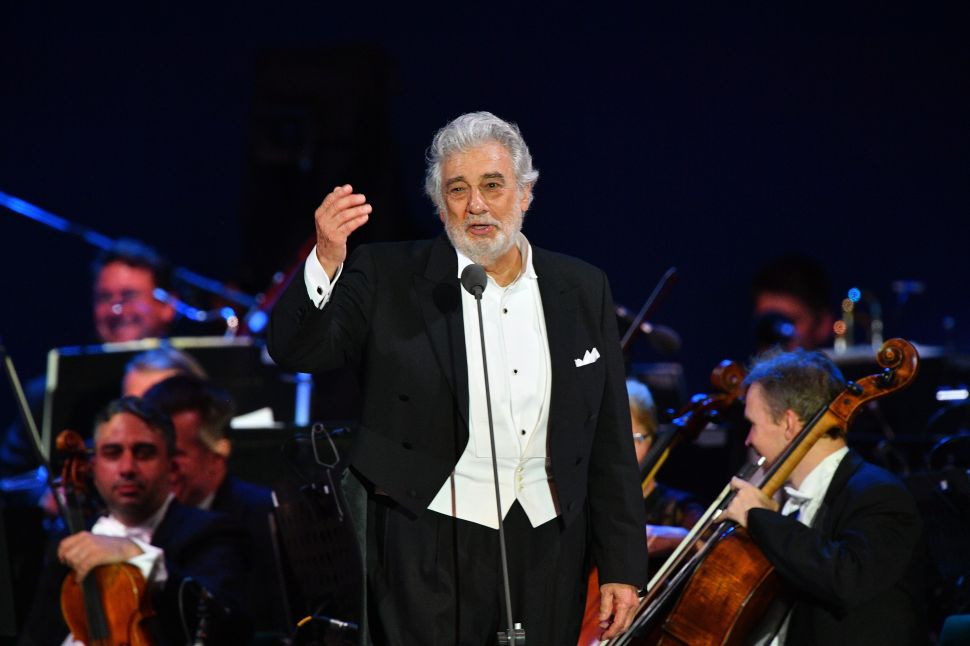 Responding to Plácido Domingo Allegations, Met and LA Opera Take Different Approaches