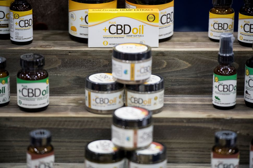 First Government-Funded CBD Research Could Boost Industry's Credibility