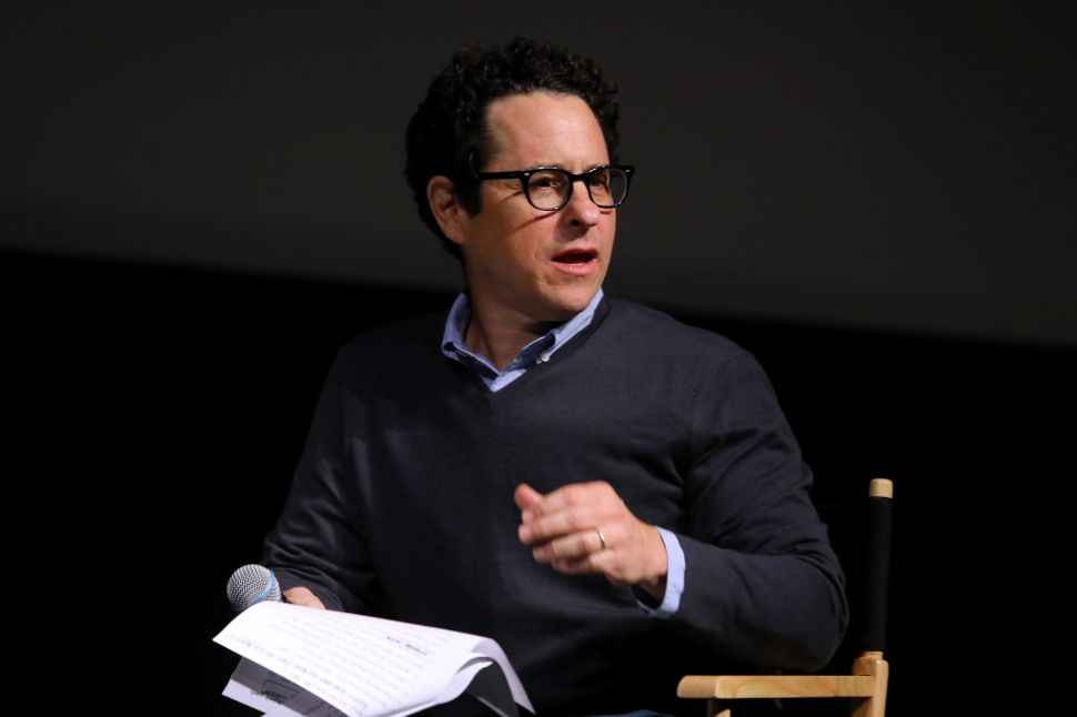 J.J. Abrams Reportedly Turned Down a Jaw-Dropping Amount of Money From Apple