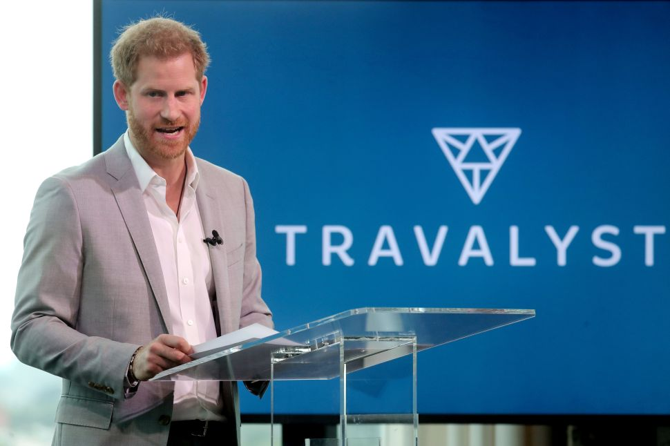 Prince Harry Acknowledged His Private Jet Use While Launching a Sustainable Travel Initiative