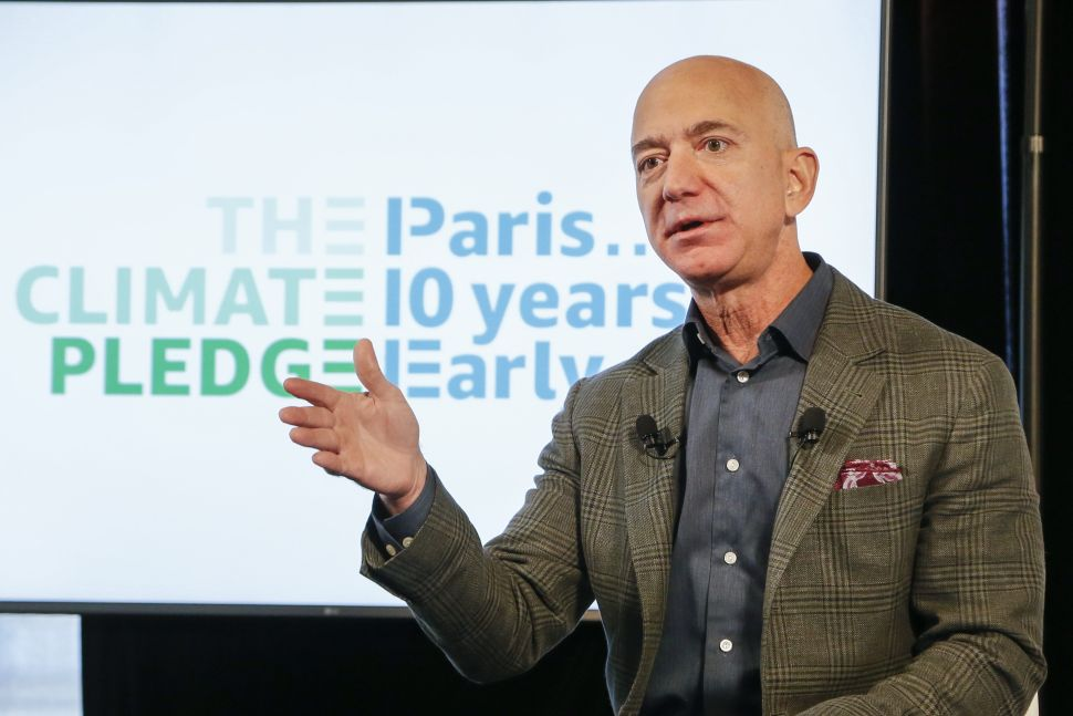 Jeff Bezos Teams With Bill Gates to Back Electric Plane Startup ZeroAvia