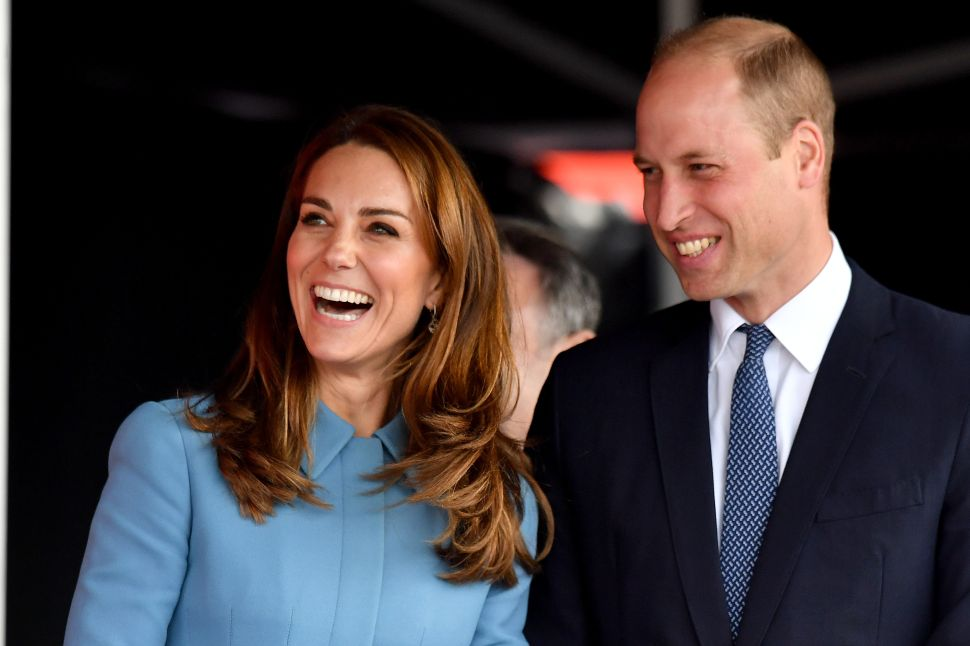Prince William and Kate Middleton Are Getting New Kensington Palace Neighbors