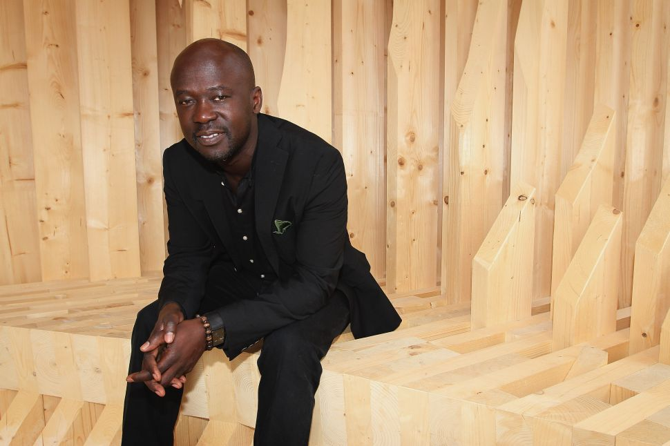 David Adjaye to Design Benin Royal Museum, Housing Artifacts Stolen Under Colonialism