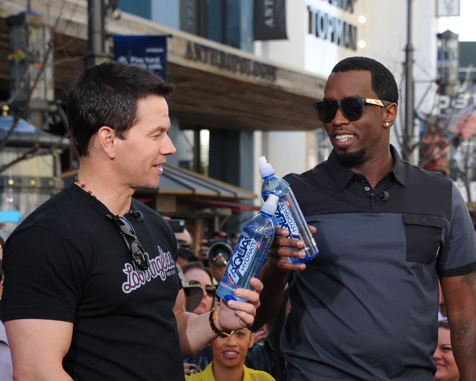 Alkaline Water Acquires Mark Wahlberg, Diddy Backed Aquahydrate, Will Launch CBD Drinks