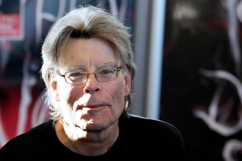 Stephen King's New Book Accidentally Became an Allegory for the Trump Era