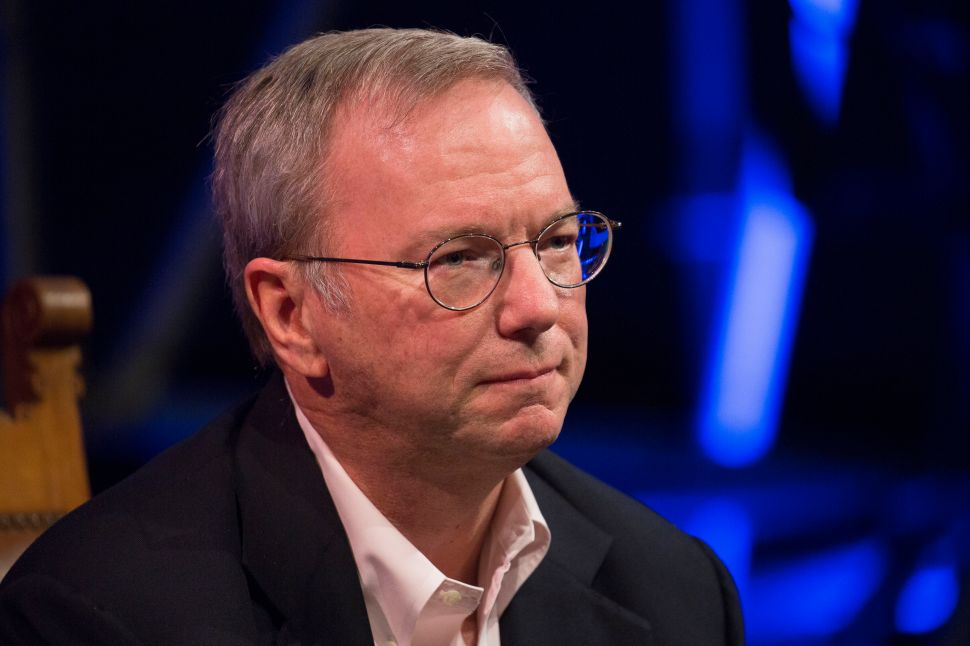 Google's Controversial Ex-CEO Eric Schmidt Draws Protest for Attending Stanford AI Event