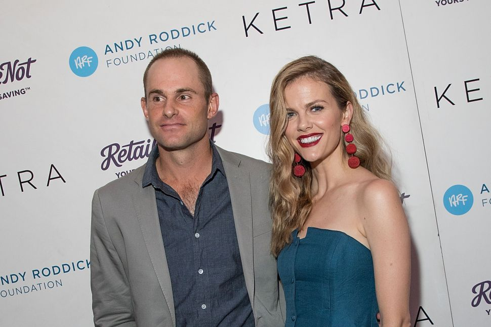 Brooklyn Decker and Andy Roddick Finally Found a Buyer For Their 15-Acre Austin Mansion