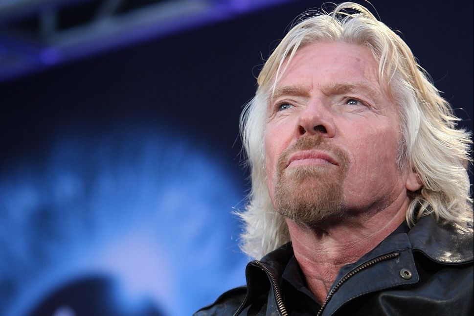 Richard Branson's Virgin Galactic Makes Another Bold Space Travel Promise