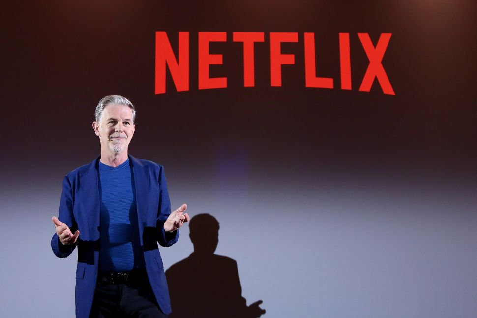 Netflix CEO Reed Hastings Reveals Which Rival Show He Most Wants