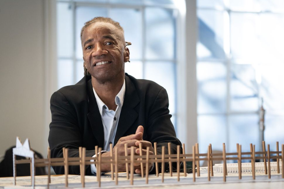Walter Hood on Winning a 'Genius' Grant and His Vision for Transforming the Oakland Museum