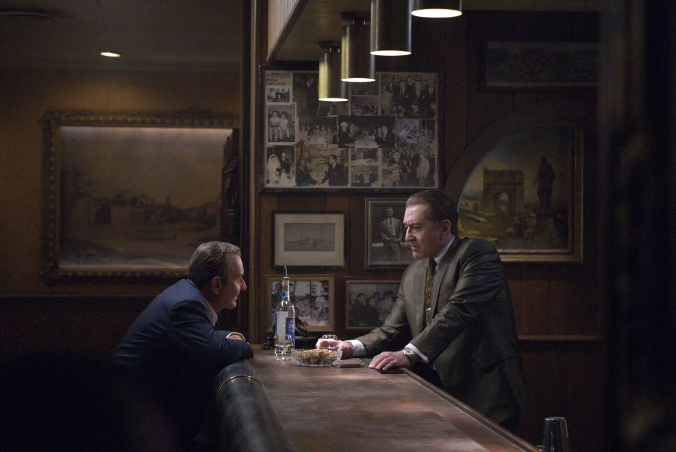 First Reactions To Martin Scorsese's 'The Irishman' Tease a Potential Masterpiece