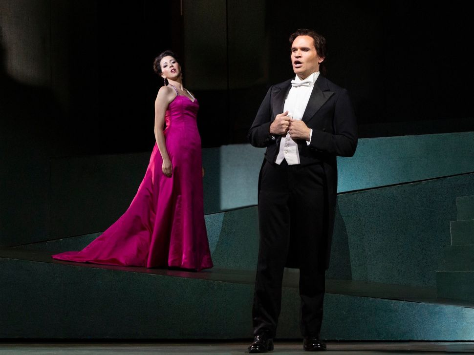 Melodrama Envelops 'Manon' and 'Macbeth' at the Met—Onstage and Off