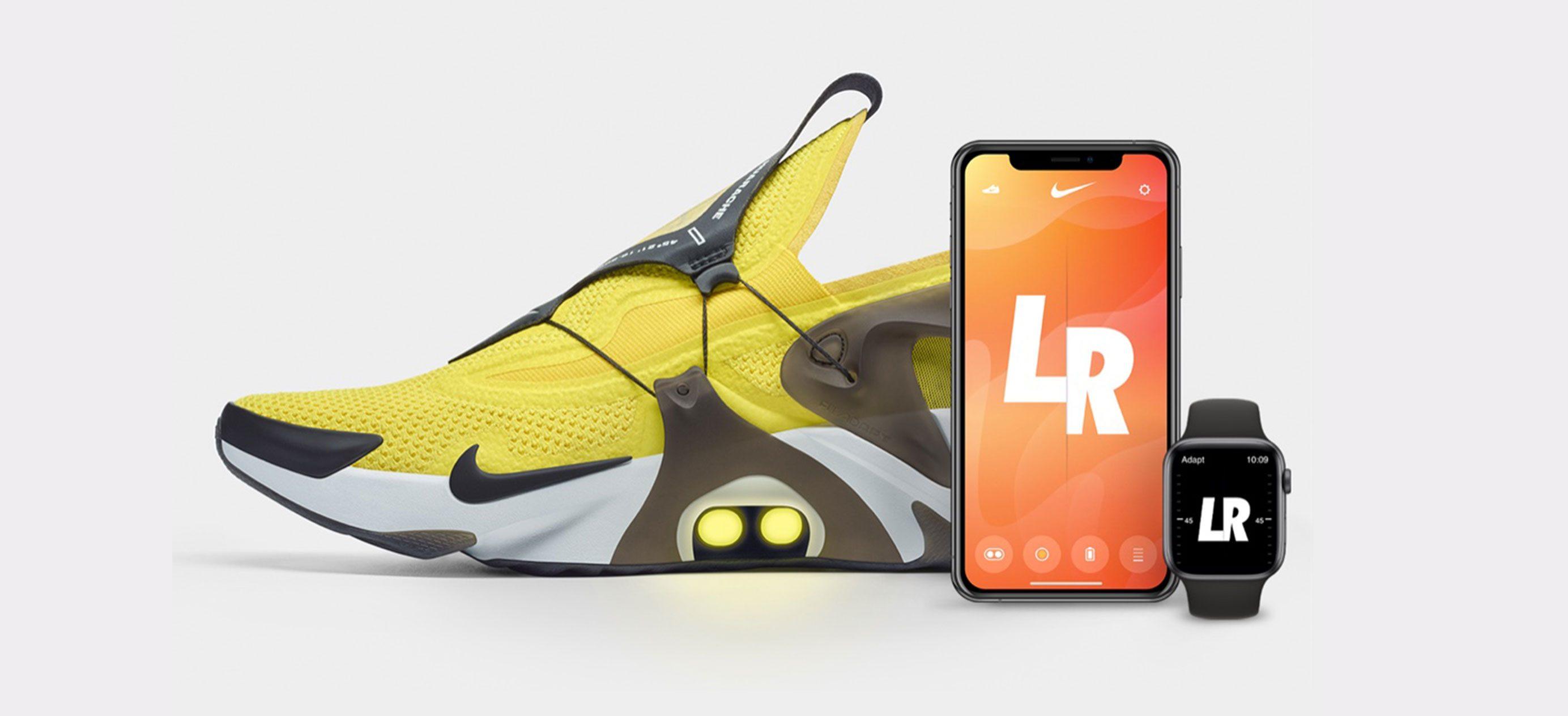 Nike Releases Siri-Enabled Sneakers