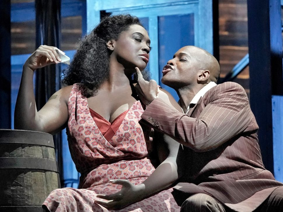 'Porgy and Bess' Misses Its Protagonist on Opening Night at the Met
