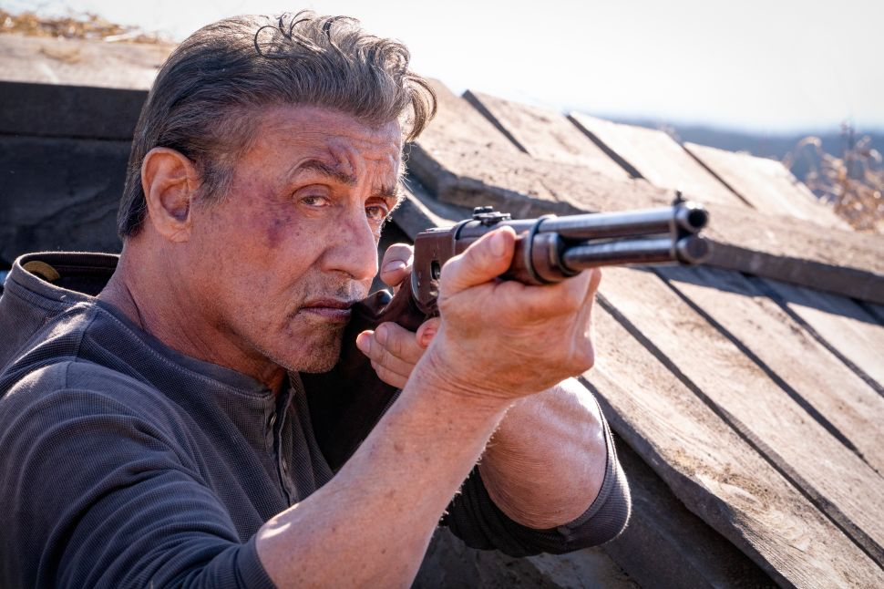 Sylvester Stallone Exploits a Classic for the Morally Bankrupt 'Rambo: Last Blood'