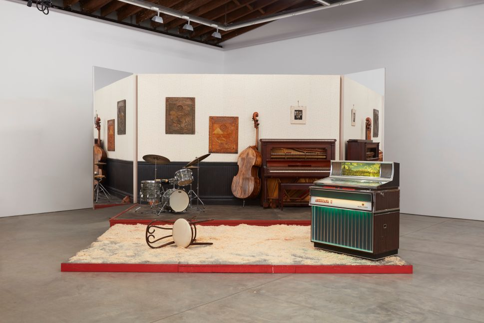 Jason Moran's Whitney Exhibition Pays Tribute to New York City's Old Jazz Clubs
