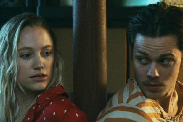 Bill Skarsgard's 'Villains' Is an Energetic Combination of Black Comedy and Thriller