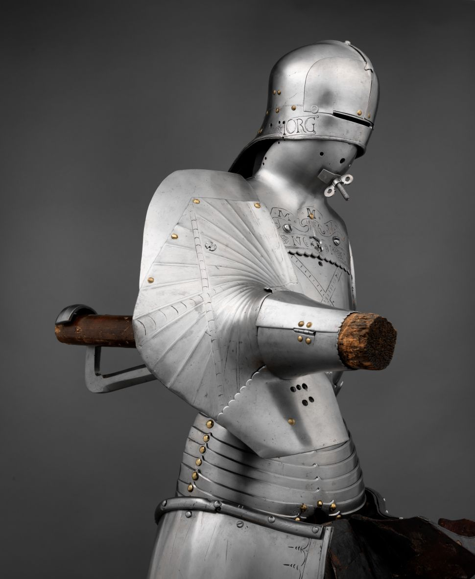 Style in Steel: The Met Unveils Its Biggest Armor Show in Decades