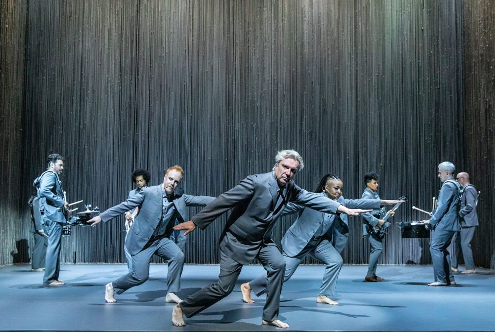 'American Utopia' Takes a Funky-Robot Tour of David Byrne's Brain