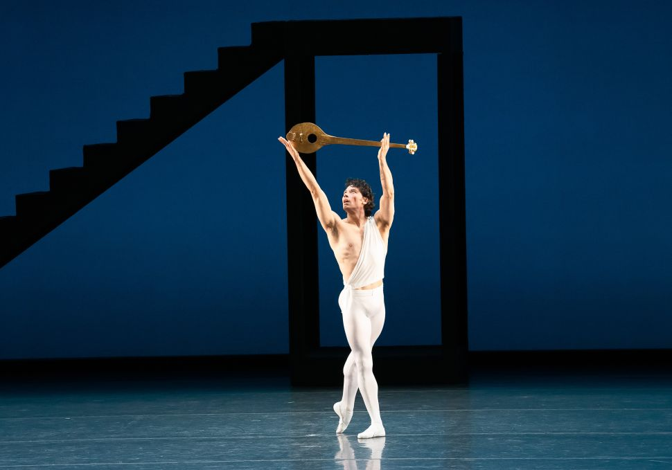 ABT Celebrates Everybody's Favorite, the Dynamic Herman Cornejo