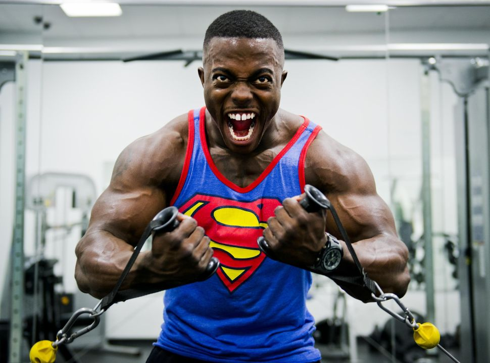 This Pro-Athlete Approved Fitness App Uses Medical Tech to Help You Reach 'Superman Mode'