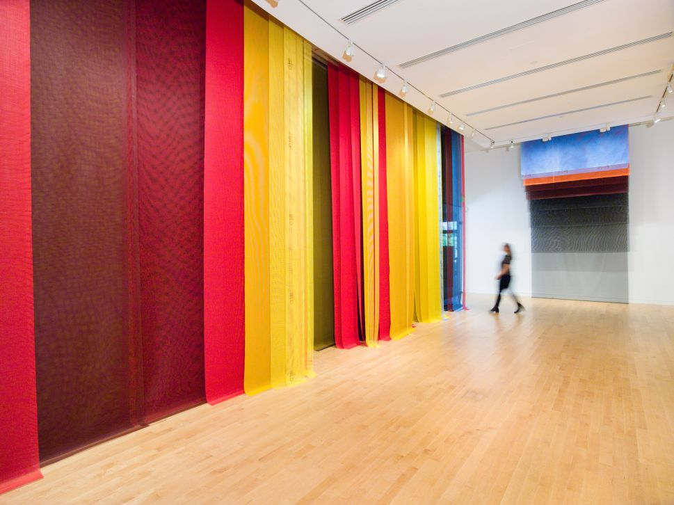 Eva LeWitt, Sol LeWitt's Daughter, on Appreciating Her Influences and Making Her Own Space