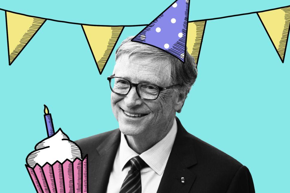 Bill Gates Turns 64! How the World's Richest Man Celebrates His Birthday