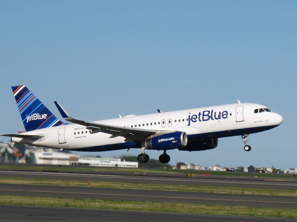 JetBlue Just Released $31 Fares for Every Single Flight Nationwide on Halloween