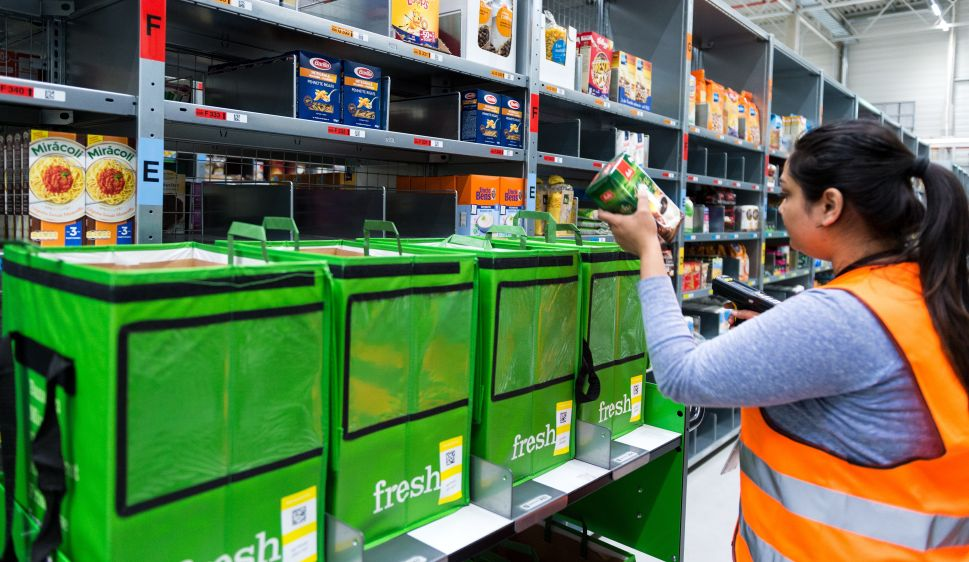 Amazon Is Offering Prime Members Free Fresh Grocery Delivery Service