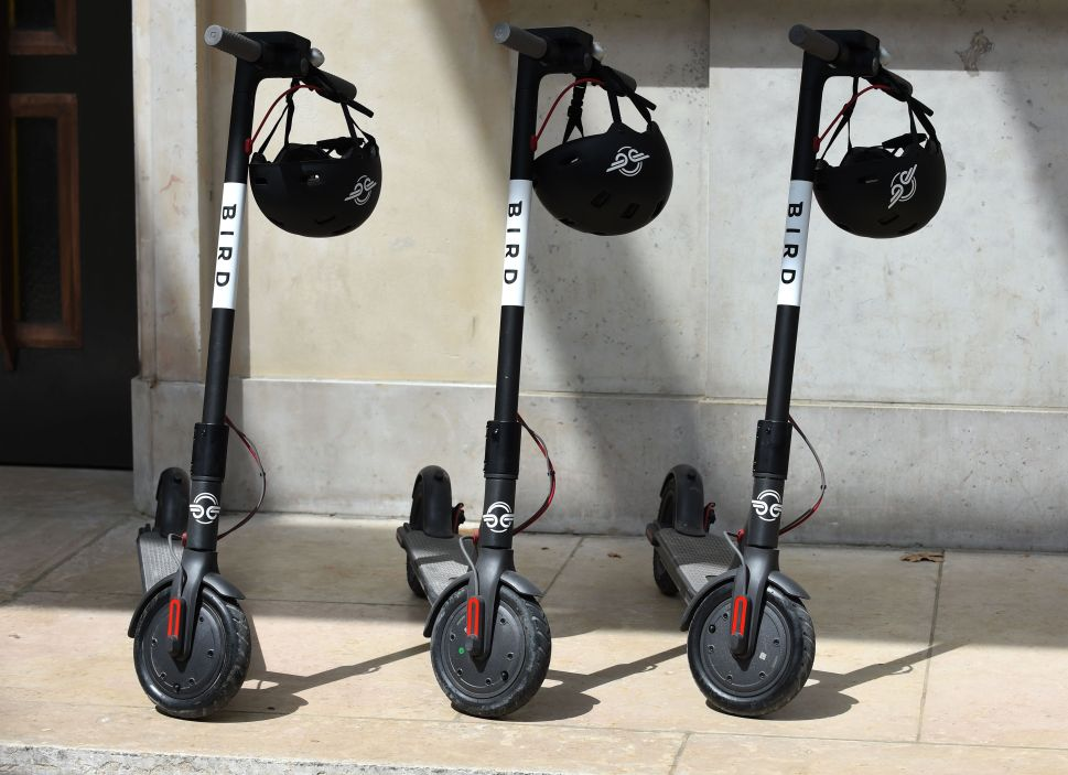 Bubble or Boom? 2-Year-Old Scooter Startup Bird Is Now Worth $2.5 Billion